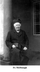 Fr. McDonagh. P.P. Oughterard