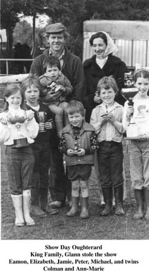 The King Family, Oughterard Show