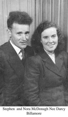 Stephen and Nora {Darcy} McDonagh