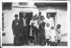 O'Malley family, Clareville, Oughterard
