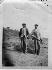 Mike Connor and Peter Melia, Derrylaura, Oughterard