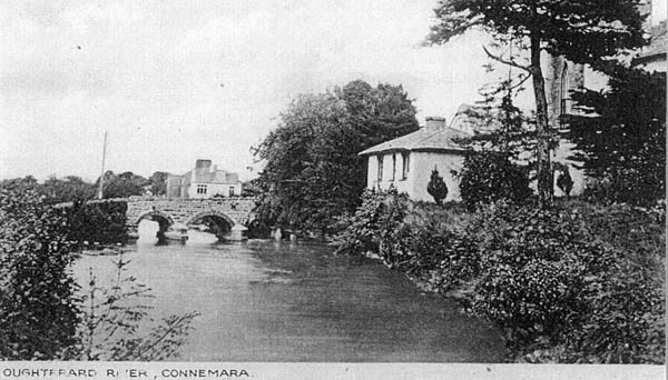 Oughterard Bridge, from the Clifden Road