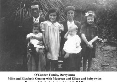The Conner Family, Derrylaura