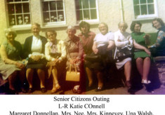 Senior Citizens Outing