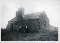 The Dispensary, Oughterard. Near the site of the Workhouse