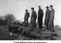 L.D.F/F.C.A. Manoeuvres