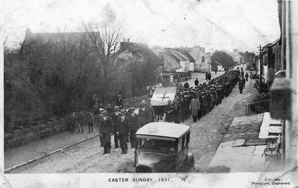 Easter Sunday Parade 1931