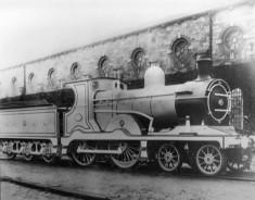 W.G.W.R. Train