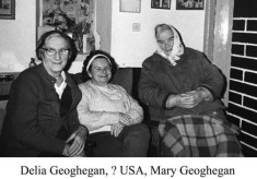 Delia and Mary Geoghegan