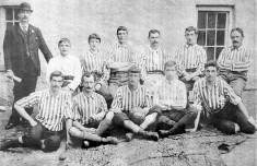 Oughterard Soccer Team 1894/95