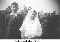 Paddy and Mary kelly