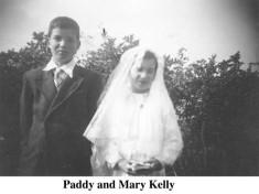 Paddy and Mary kelly