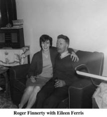 Roger Finnerty and Eileen Ferris