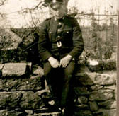Pat Reilly, an officer of the Guard at Oughterard