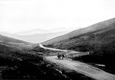 Galway To Clifden road