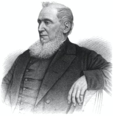 Rev. Alexander R. C. Dallas (1791-1869)