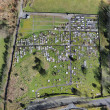 Kilcummin Cemetery Aerial View