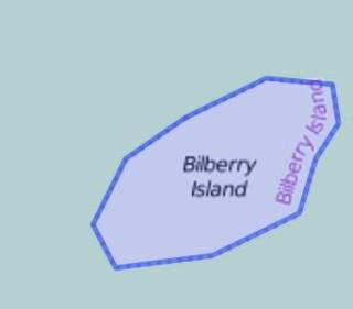 Bilberry Island