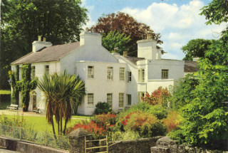 Oughterard House Hotel, formally the Home of Colonel Doig