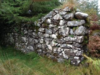 Finnaun Stone House | D. McCarthy