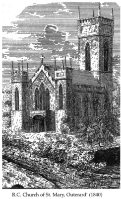The Parish Church of St. Mary, Oughterard