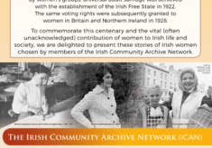 Irish Women Exhibition