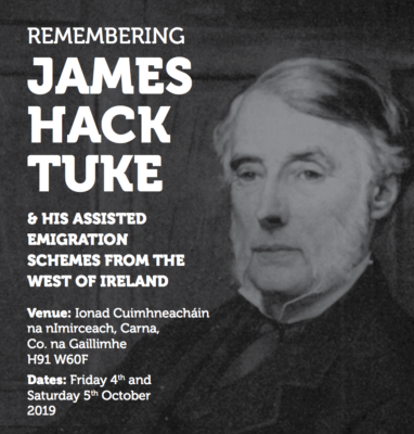 Conference: Remembering James Hack TukeOct 4th & 5th 2019