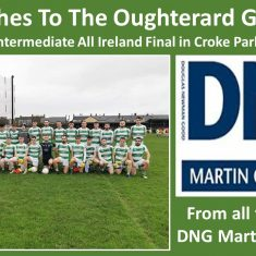 Oughterard's Historic Win
