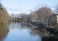 Video of Owenriff river at Oughterard
