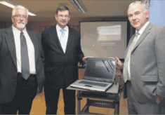 Minister launches country's first community archive in the internet