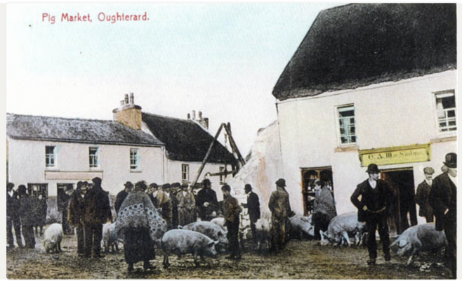 Oughterard: Fairs and Markets