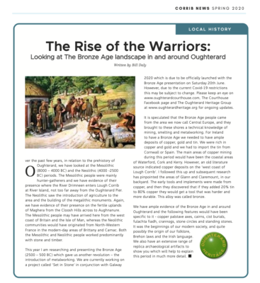 The Rise of the Warriors