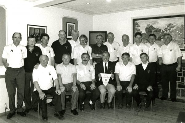 Golf Angling Competition 1993