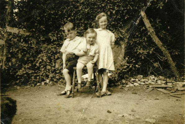 Padraig, Lal & Mary Faherty  | Padraig Faherty