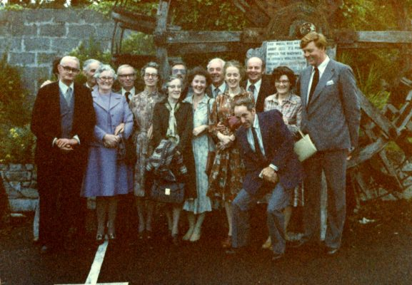Family Group at Kevin O'Connor & Helen Keane's Wedding – 1980's | Padraig Faherty