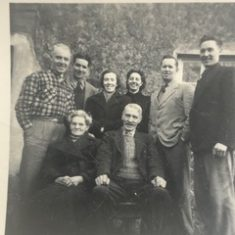 Some of the O'Connor Clan | L O'Connor