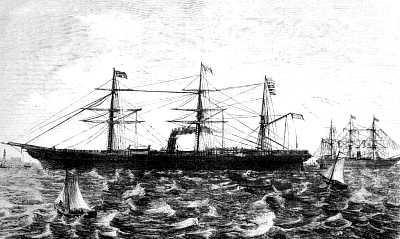 Transcript of SS Austrian List of Passengers 1880