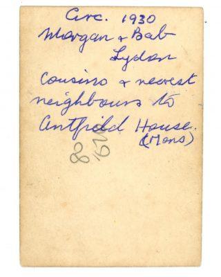 Morgan & Bab Lydon | Jeff Fitzgerald