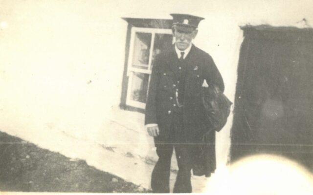 Postman Stephen Gannon (Marcella's Father)