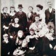 Monaghan/Cleggett Family Photo taken about 1894
