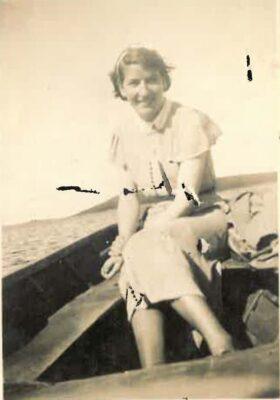 Marcella Gannon 1940's