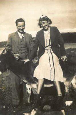 Marcella Gannon & Paddy Kinneavy 1940's