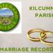 Kilcummin Marriage Records