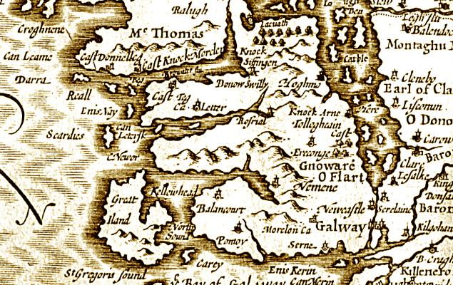 !7th Century Map