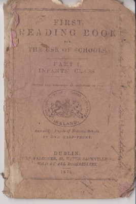 School Book from 1879
