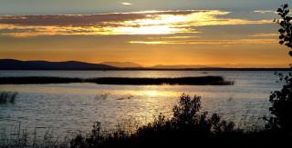 Sunset on Lough Corrib | Mary Kyne