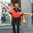 Local Actress at Film Fleadh