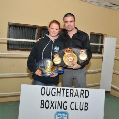 Boxing 50th Anniversary Social
