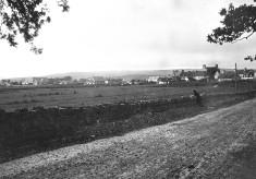 Oughterard viewed from Ardvarna Hill C. 1850