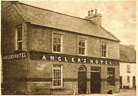 Anglers Hotel   Oughterard Heritage